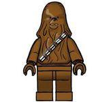 Do It Yourself: chewbacca = lego