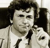 A LIEUTENANT COLUMBO CHARACTER SKETCH