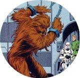 DVDA: I am Chewbacca