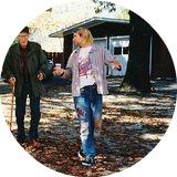 Kurt Cobain & William S. Burroughs