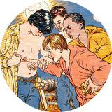 Robert SHERER: хрустальный гомоэротизм