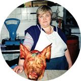 Anna SKLADMANN: свиное рыло россии